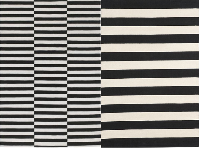 Reader S Request Black And White Area Rug Design Notations